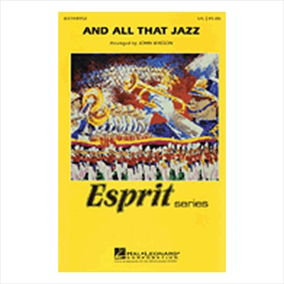 And All That Jazz/アンド・オール・ザット・ジャズ