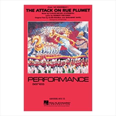 The Attack on Rue Plumet/プリュメ街の襲撃